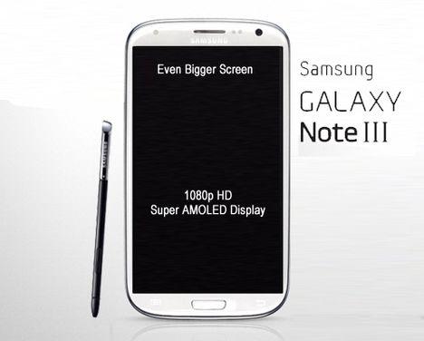 Samsung Galaxy Note 3 خبرهای جدید از گلکسی نوت 3 (Galaxy Note3)؛صفحه نمایش FullHD؟