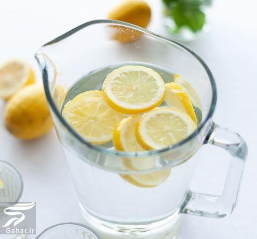 lemon water فواید آب لیمو ترش برای سلامتی و بدن