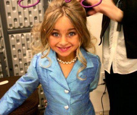n00205497 b زیباترین و جذابترین دختر بچه سال ۲۰۱۲ / عکس