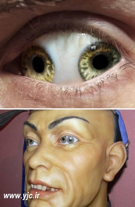 1012306 908 عجیبترین چشم های دنیا/عکس