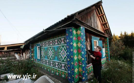 1025133 273 تزیین خانه با درب نوشابه /عکس