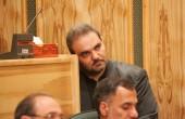 جواد خیابانی عزادار شد/عکس