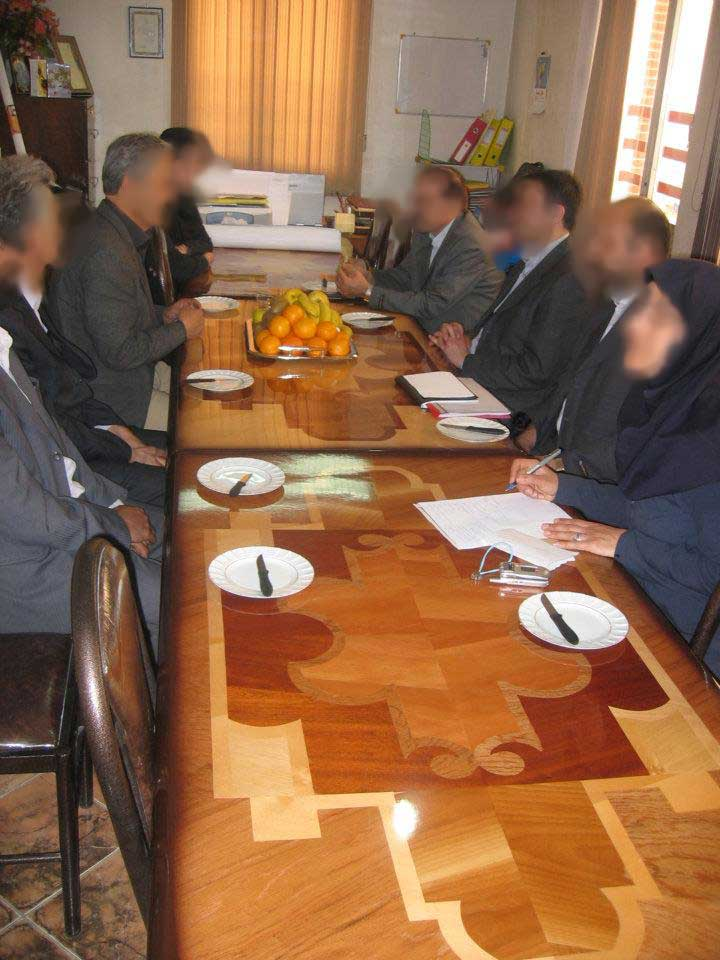 155016 155 مجری معروف شبکه من وتو مدیر ارشد وزارت بازرگانی بود/عکس