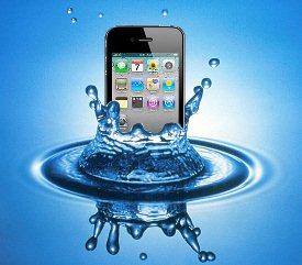 1 280919 533 ابداع روشی تازه برای نجات موبایلهای خیس شده