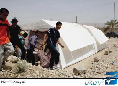 280832 319 بازدید فردوسی پور از مناطق زلزله زده/عکس