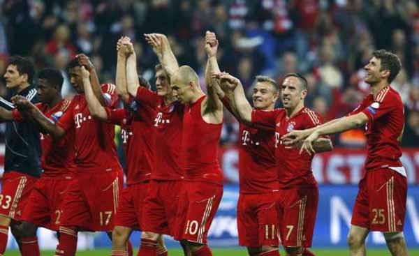 281650 140 بایرن مونیخ 4   بارسلونا 0 /گزارش تصویری