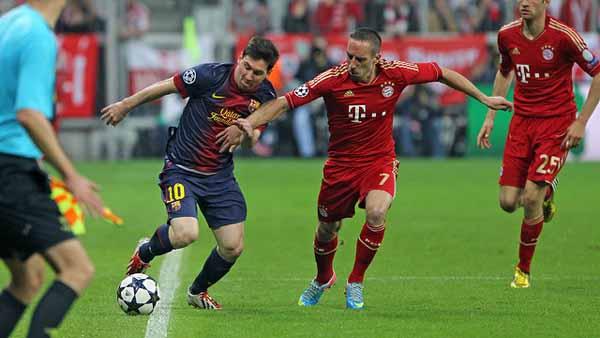 281652 294 بایرن مونیخ 4   بارسلونا 0 /گزارش تصویری