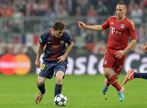 281653 184 بایرن مونیخ 4   بارسلونا 0 /گزارش تصویری