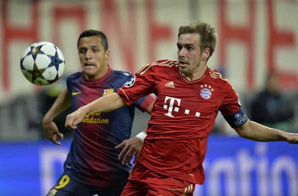 281664 333 بایرن مونیخ 4   بارسلونا 0 /گزارش تصویری