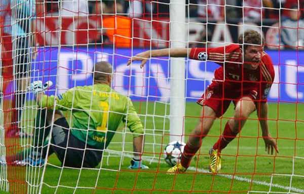 281665 146 بایرن مونیخ 4   بارسلونا 0 /گزارش تصویری