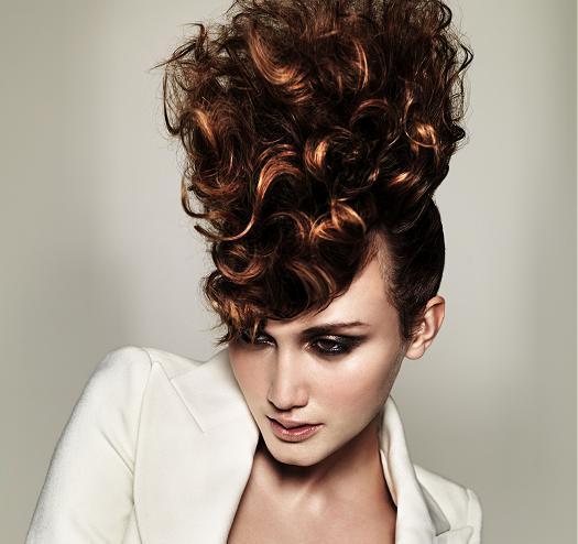 مدل مو دخترانه جدید 2013