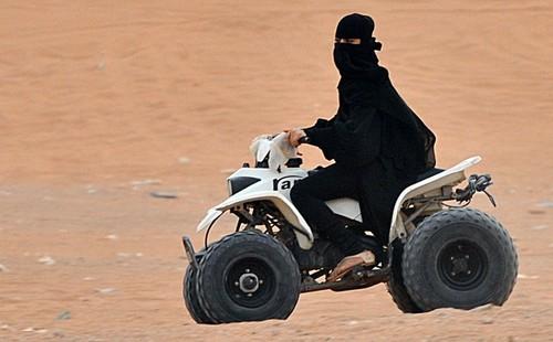 تفریح جدید زنان در عربستان/عکس, جدید 99 -گهر