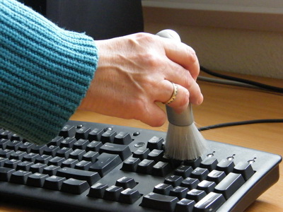 961927 527 روش صحیح تمیز کردن لپ تاپ