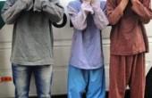 قمه کشی در غسال خانه بهشت زهرا/عکس