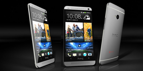 HTC One 360 Wide اچ تی سی One: بهترین گوشی اندرویدی بازار