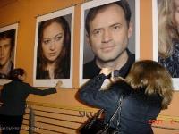 IMG06414600 کشف حجاب توسط یک هنرپیشه دیگر سینما/عکس