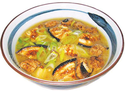 fo1253 طرز تهیه سوپ بادمجان
