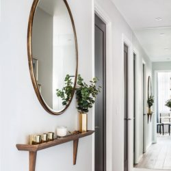 کاربرد آینه در دکوراسیون مکانهای مختلف منزل