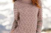 مدل جدید تونیک بافتنی زنانه ۲۰۱۳
