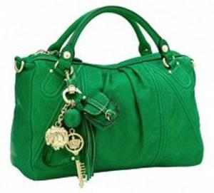mo7113 مدل جدید کیف زنانه رنگ سبز 92