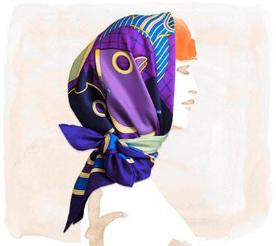 mo7146 مدل جدید روسری HermeS