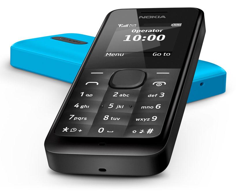 nokia105 1 تلفن همراهی که 35 روز نیاز به شارژ ندارد/صاویر