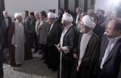خداحافظی هاشمی با اعضای ستادش/عکس