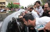 درگیری و اتفاقات طرفداران هاشمی رفسنجانی و مشایی