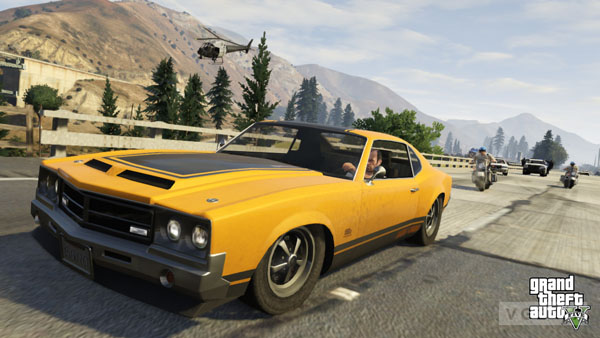 Pictures GTA V Tafrih4all 2 عکسهای جدید بازی GTA V منتشر شد