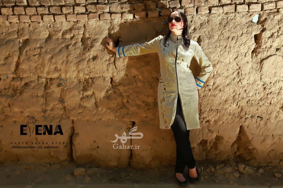 elena gaharir3 مدل جدید مانتو ELENA 2013 (سری اول)