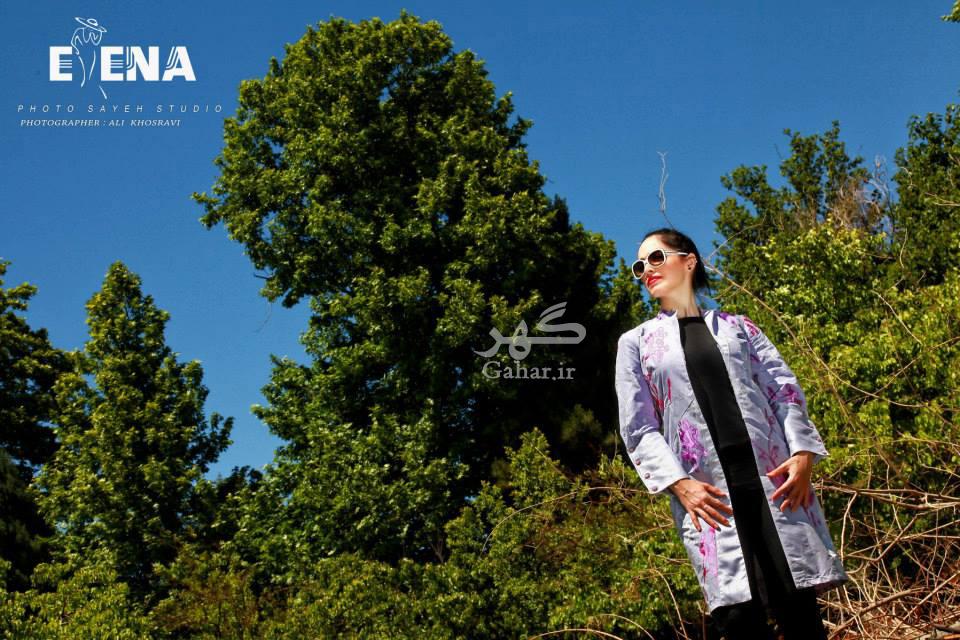 elena gaharir4 مدل جدید مانتو ELENA 2013 (سری اول)