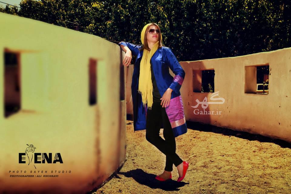 elena gaharir5 مدل جدید مانتو ELENA 2013 (سری اول)