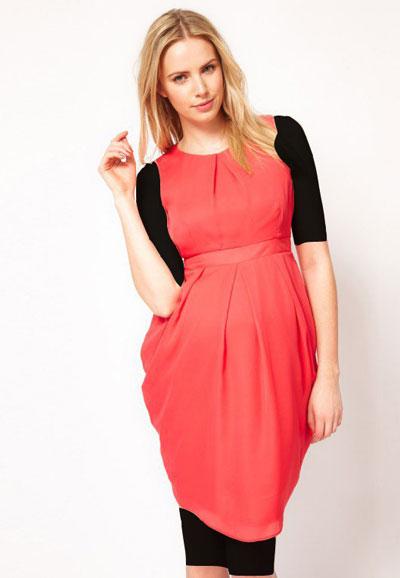 mo4942 مدل جدید لباس بارداری 2013
