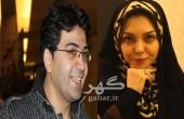 آزاده نامداری و فرزاد حسنی در کنسرت فرزاد فرزین/عکس