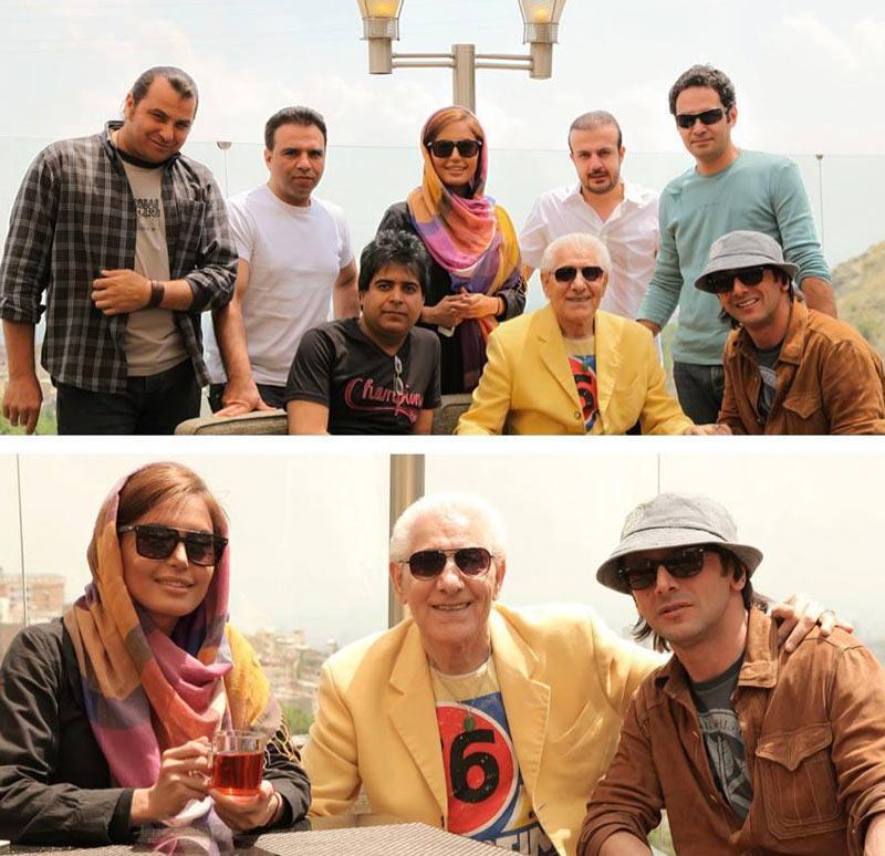 ariyanet 420 عکس های بسیار زیبا از الناز شاکردوست در خرداد 92