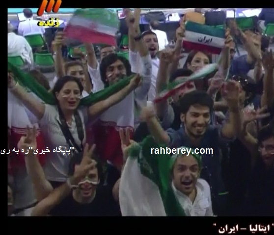 عکس جدید والیبال ایران