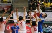 ایتالیا به سختی ۲ امتیاز از بازی با ایران گرفت