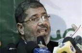 محمد مرسی بازداشت شد