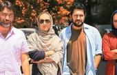 نیکی کریمی، بهداد و یکتا ناصر در بیمارستان