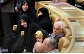 همسر دکتر حسن روحانی / عکس