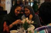 مهناز افشار، سحر دولتشاهی و بازیگران دیگر در یک مراسم افطاری خیریه /عکس