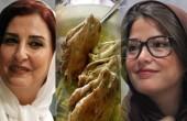 کله پاچه خوری دو بازیگر زن مشهور ایرانی/عکس