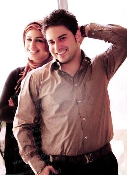 Khanande Irani1 TafrihKade.com  خوانندگان ایرانی و همسرانشان / عکس