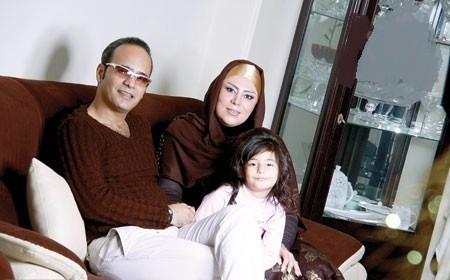 Khanande Irani5 TafrihKade.com  خوانندگان ایرانی و همسرانشان / عکس