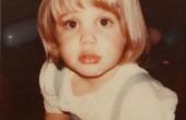 عکس های دیدنی از دوران بچگی آنجلینا جولی بهمراه مادرش