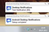 مشاهده پیامهای اندروید در کامپیوتر