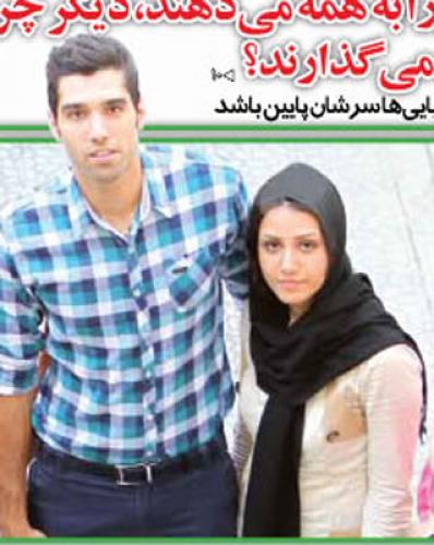 mosavi 434783483 محمد موسوی و خواهرش / عکس