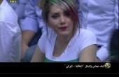گفتگو با آملیا اسدی تماشاگر زن بازی والیبال ایران و ایتالیا که یک شبه معروف شد