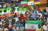 گزارش تصویری والیبال ایران و آلمان