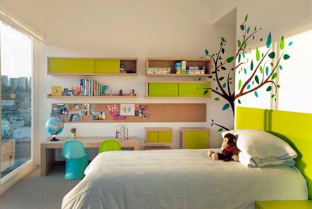 mo9000 مدل جدید دکوراسیون اتاق کودکان و نوجوانان